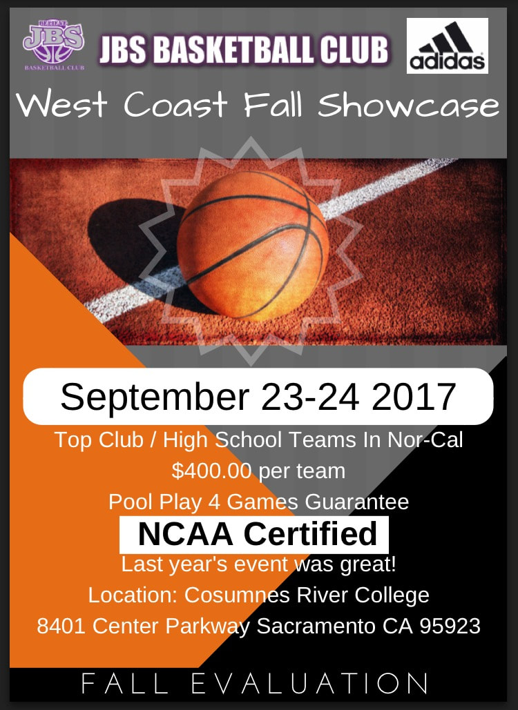 2017 JBS West Coast Fall Showcase